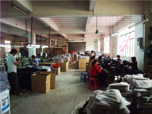 another picture of the factory in China