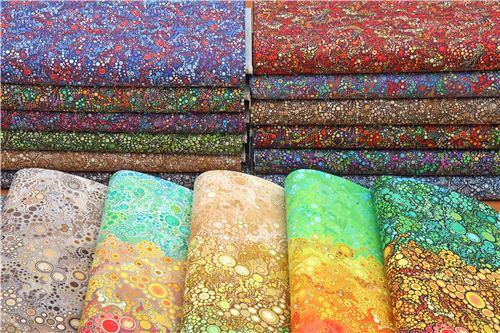We have more Effervescence fabrics from Robert Kaufman!