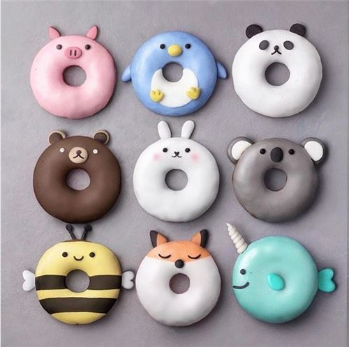 These are too kawaii!! This image and the one above are from @naturally.jo on Instagram.