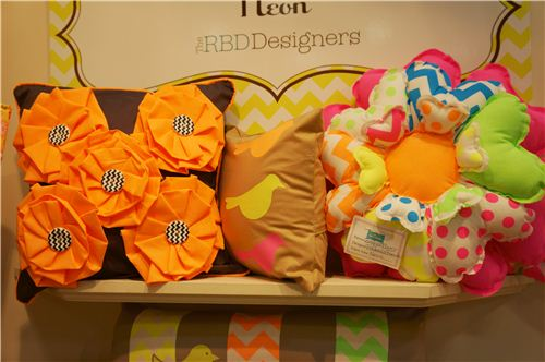 Some great ideas for making pillows