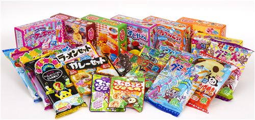 The winner of our Popin' Cookin' giveaway can choose his favourite 3 sets