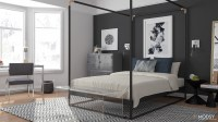 Modern Industrial Bedroom Furniture | www.imgkid.com - The ...