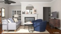 Layout Hacks: Incorporate TV Viewing into any Living Room ...