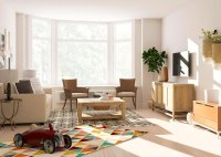 Kids Design Ideas: 8 Ways to Make Your Living Room a Playroom