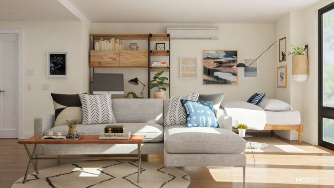 Best Studio Apartment Layout Ideas 2