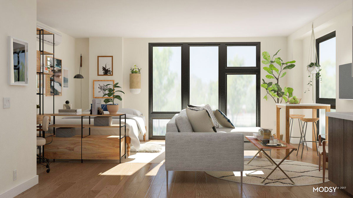 living room furniture for studio apartments set clearance apartment layout ideas two ways to arrange a square guide