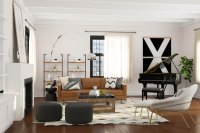 living room layout ideas Archives | Modsy Blog