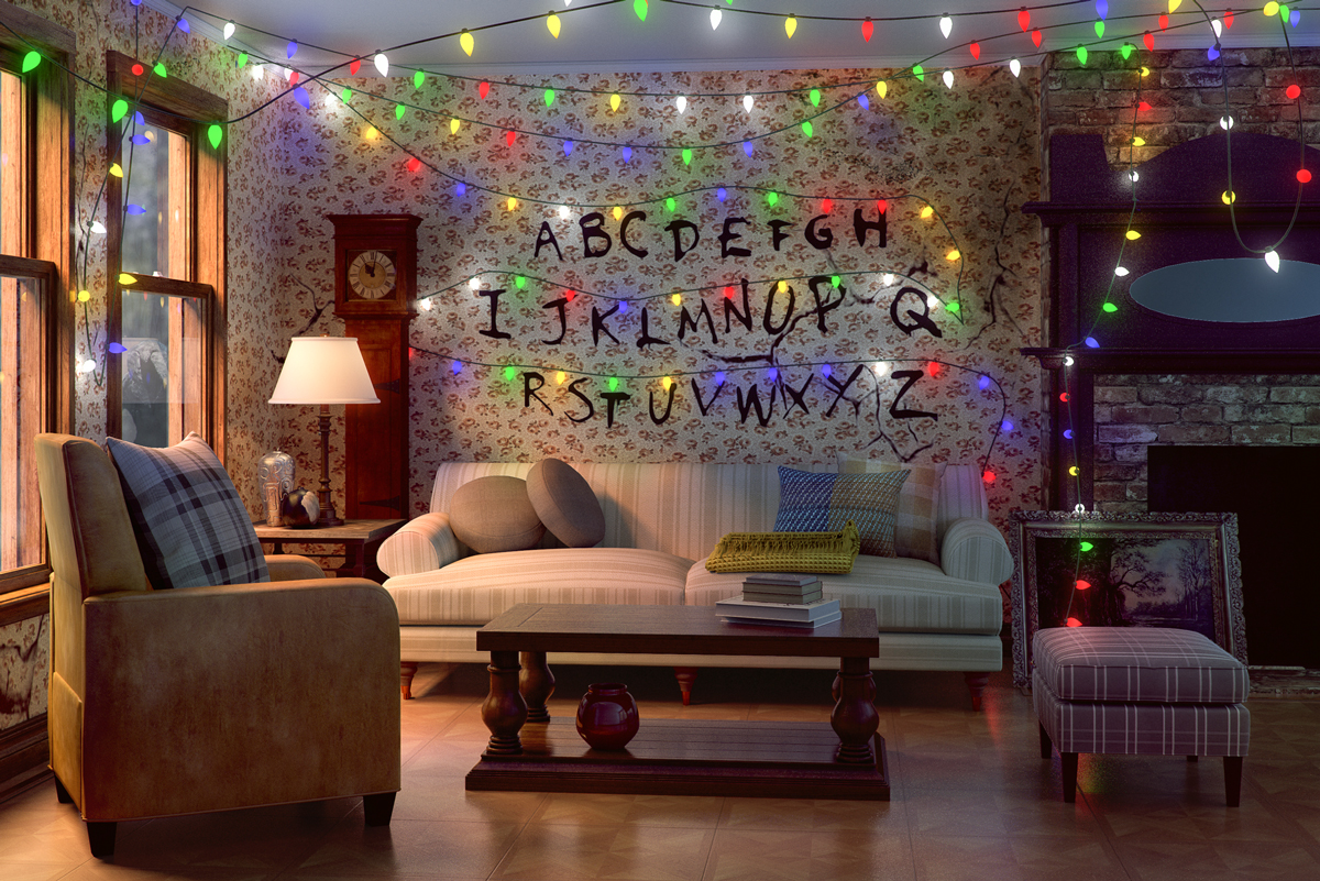 5 Haunted House Ideas Inspired By Your Favorite Halloween
