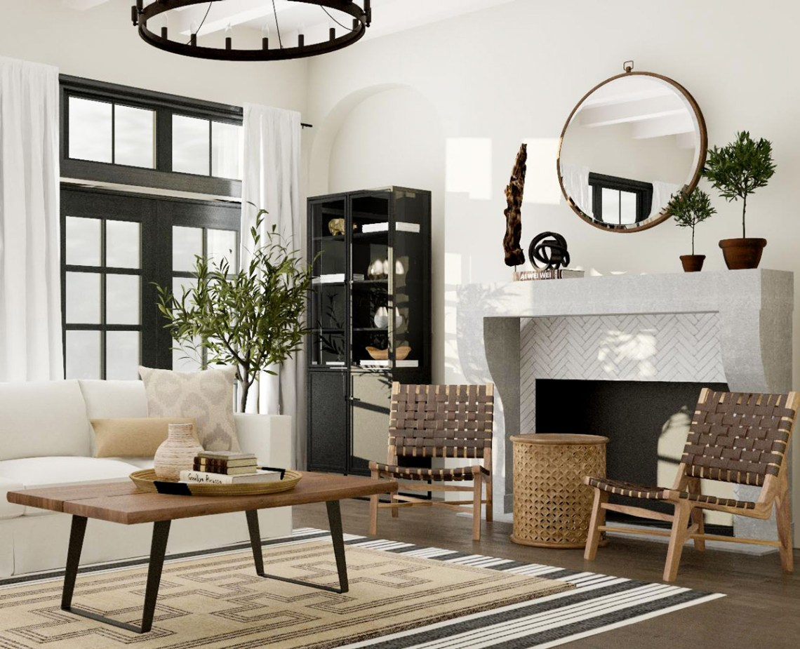 How To Get The Modern Farmhouse Look | Modsy Blog