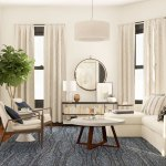 Layout Guide A Small Square Living Room Two Functional