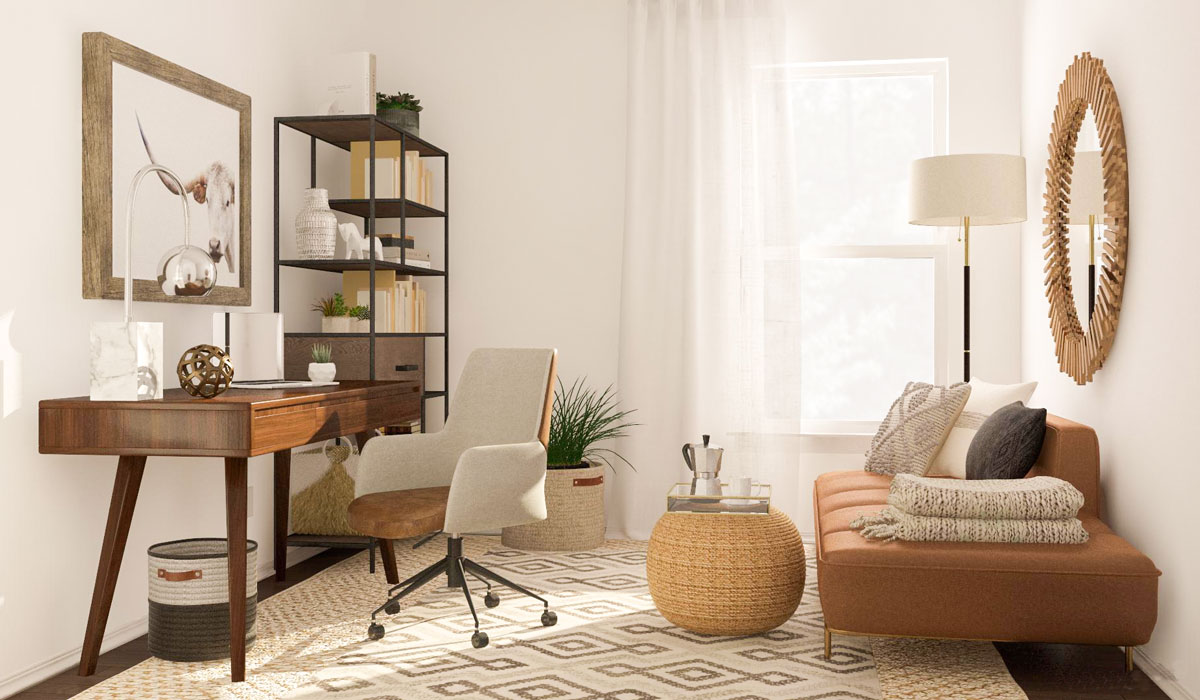 Bedroom Office Design 7 Ideas For A Room That Works Overtime