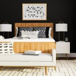 Steal These 4 Black And White Bedroom Design Ideas Modsy Blog