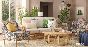golden living zoom background backgrounds modsy meeting decor culture gilmore apartment miami pop seinfeld modern interior bedroom simple interiors blanche