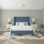 Bedroom Rug Size Guide How To Find The Right Rug For Your Bedroom Modsy Blog