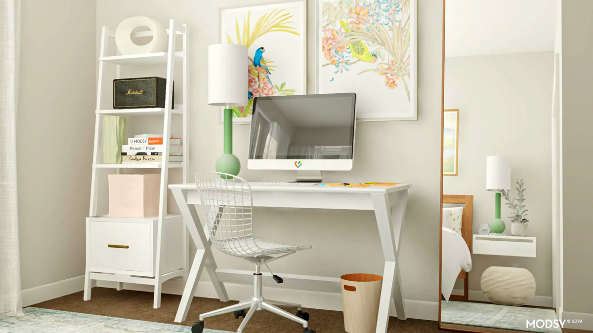 13 Desk Ideas For Kids To Get Them Back To Homeschool Ready