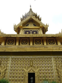 Bee Throne Hall in Bago