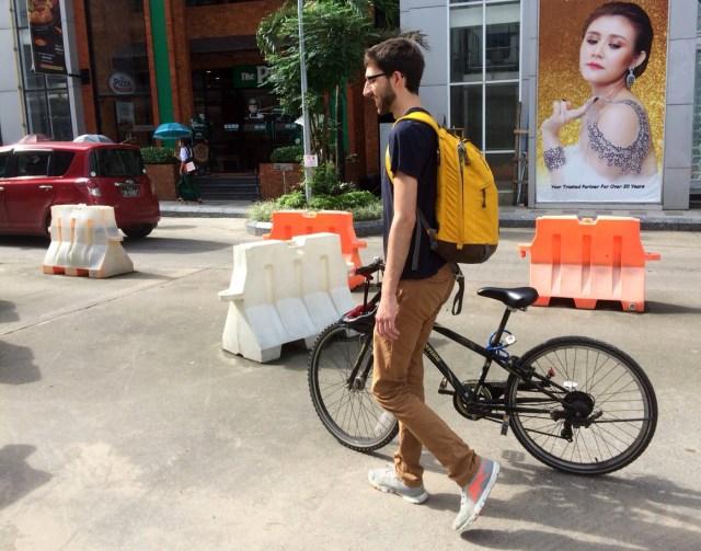 Bei so einem Fahrrad kann man einfach nicht widerstehen.