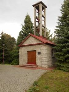Dzwonnica z kaplicą przykościelną