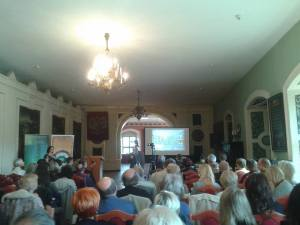 Konferencja (fot. Marcin Marynicz)