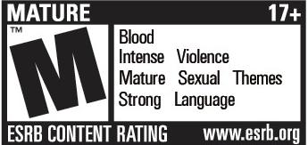 Mature video game rating