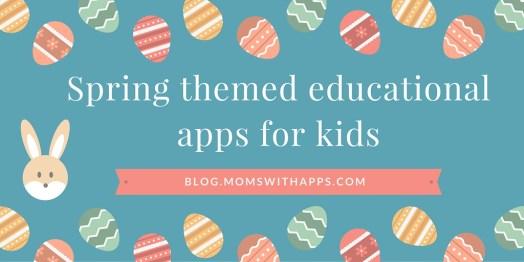 Spring apps for kids