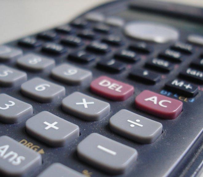 media calculator