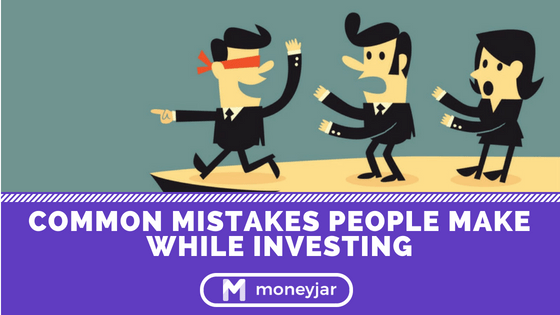 Common mistakes people make with personal finances
