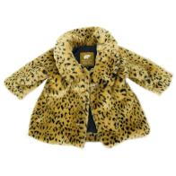 Spot + Dot Leopard Jacket