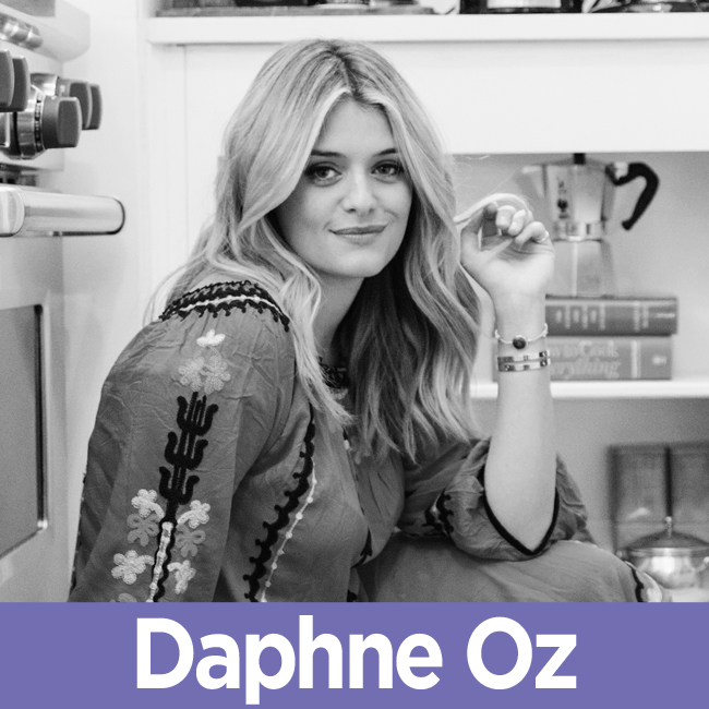 Daphne Oz on The Mentor Files with Monica Royer