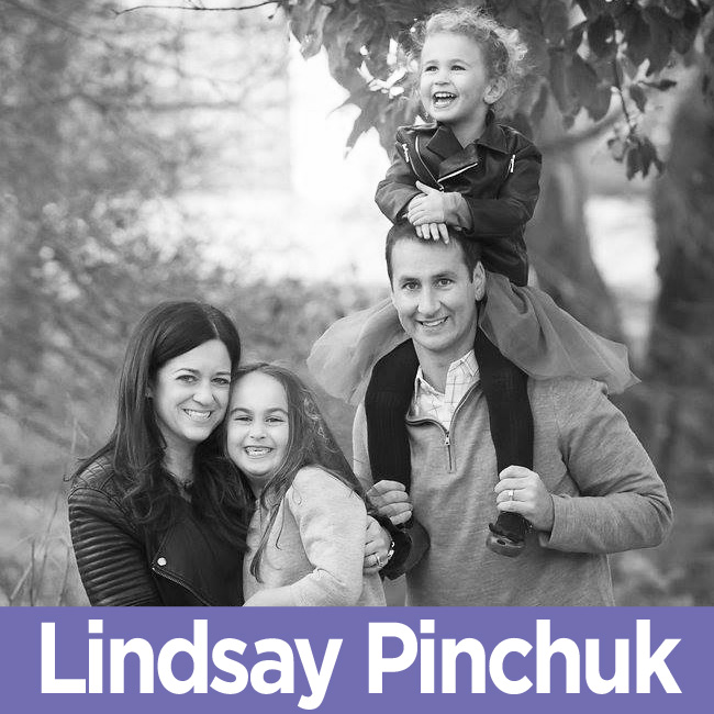 Lindsay Pinchuk on The Mentor Files with Monica Royer