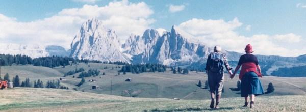 Fotografia dalla mostra di Luigi Ghirri