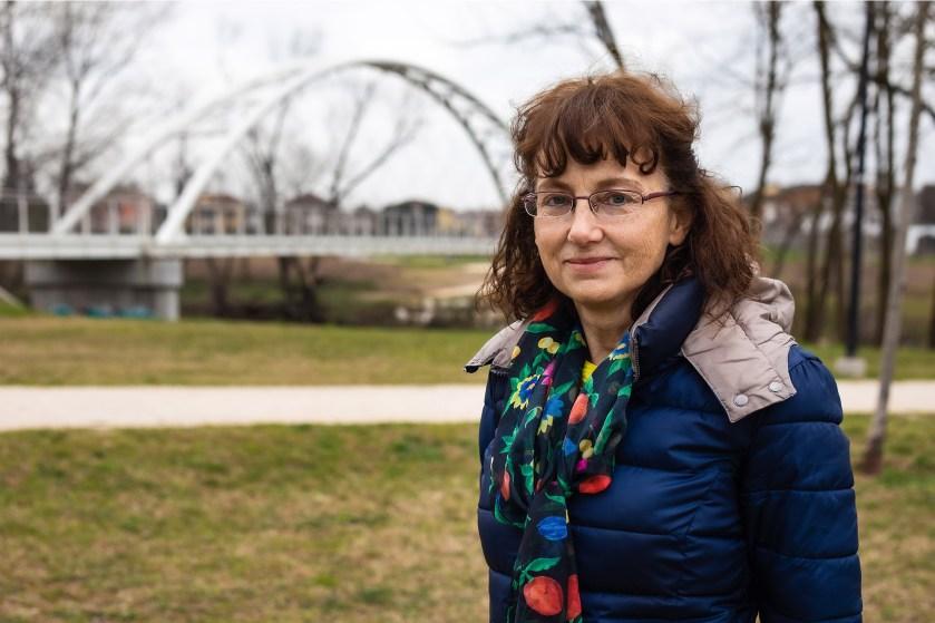 Il ritratto di Elena per il progetto Donne di Crema a cura di Monica Monimix Antonelli