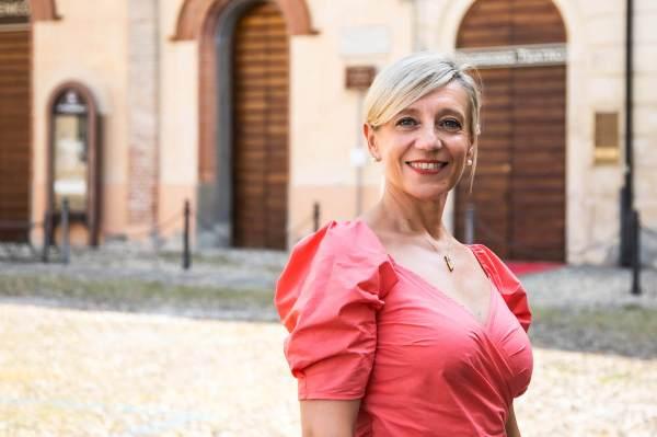 """Il ritratto di Elena per il progetto """"Donne di Crema"""" (C)Monica Monimix Antonelli"""