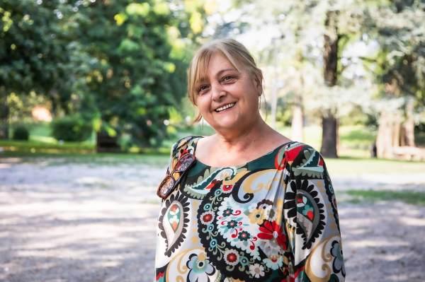 """Il ritratto di Lina per il progetto """"Donne di Crema"""" (C)Monica Monimix Antonelli"""