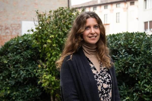"""Il ritratto di Matilde per il progetto """"Donne di Crema"""" (C)Monica Monimix Antonelli"""