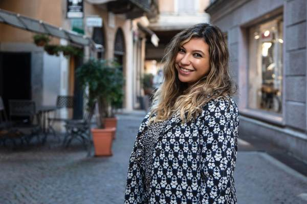 """Il ritratto di Jennifer per il progetto """"Donne di Crema"""" (C)Monica Monimix Antonelli"""
