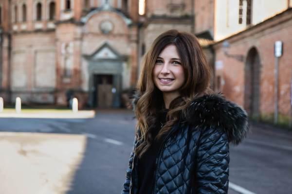 Il ritratto di Stefania per il progetto Donne di Crema (C)Monica Monimix Antonelli