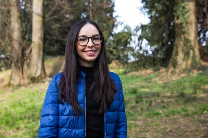 Il ritratto di Martina per il progetto Donne di Crema (C)Monica Monimix Antonelli