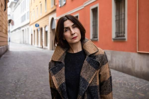 Il ritratto di Antonella per il progetto Donne di Crema (C)Monica Monimix Antonelli