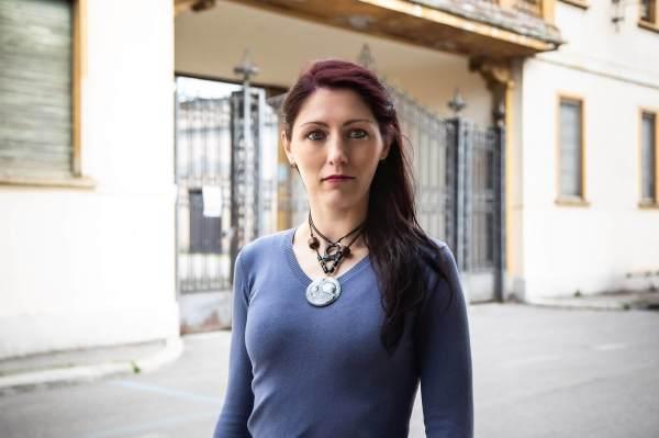 Il ritratto di Monica per il progetto Donne di Crema (C)Monica Monimix Antonelli