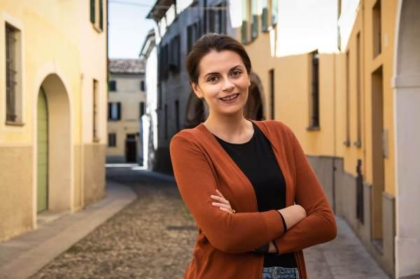 Il ritratto di Anca per il progetto Donne di Crema (C)Monica Monimix Antonelli