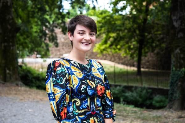 Il ritratto di Cassandra per il progetto Donne di Crema (C)Monica Monimix Antonelli