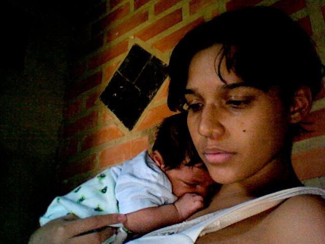 Daniel recién nacido
