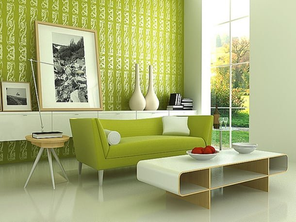 decoracao-verde-para-sala