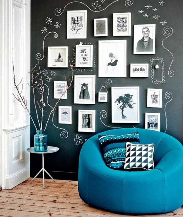 decoracao-com-quadros-modernos
