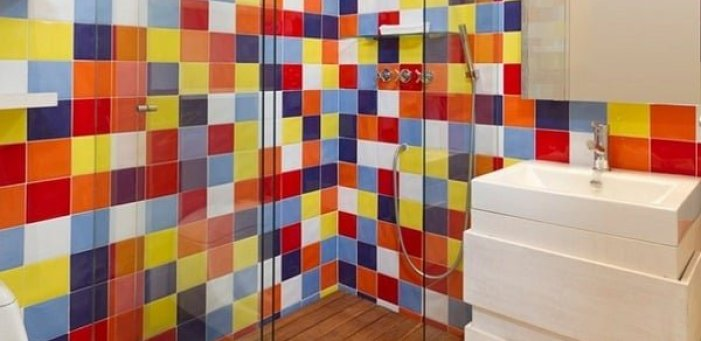 decoracao-de-banheiro-colorful