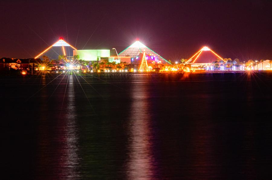 Moody Gardens Festival Lights