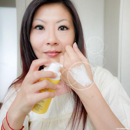 The Moonberry Blog Oxygen Bubble Mask
