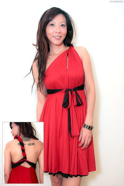 Convertible Dress   Singapore Top Lifestyle Blogger moonberry.com