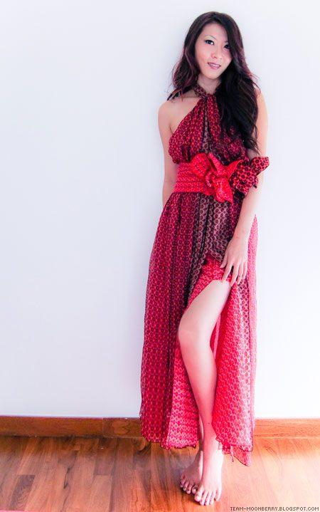 Singapore's Most Popular Hottest Fashion Blogger